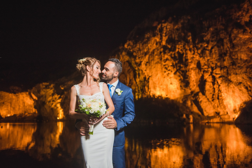 Chic Wedding in Athens
