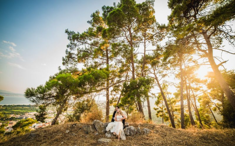 Vintage Wedding at Ktima Irida