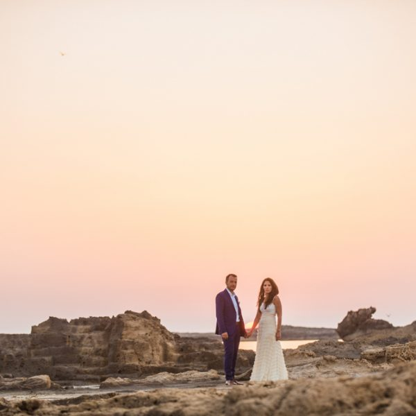 Giorgos & Vicky at Skiros Island
