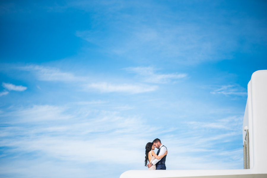 Destination Wedding in Mykonos island