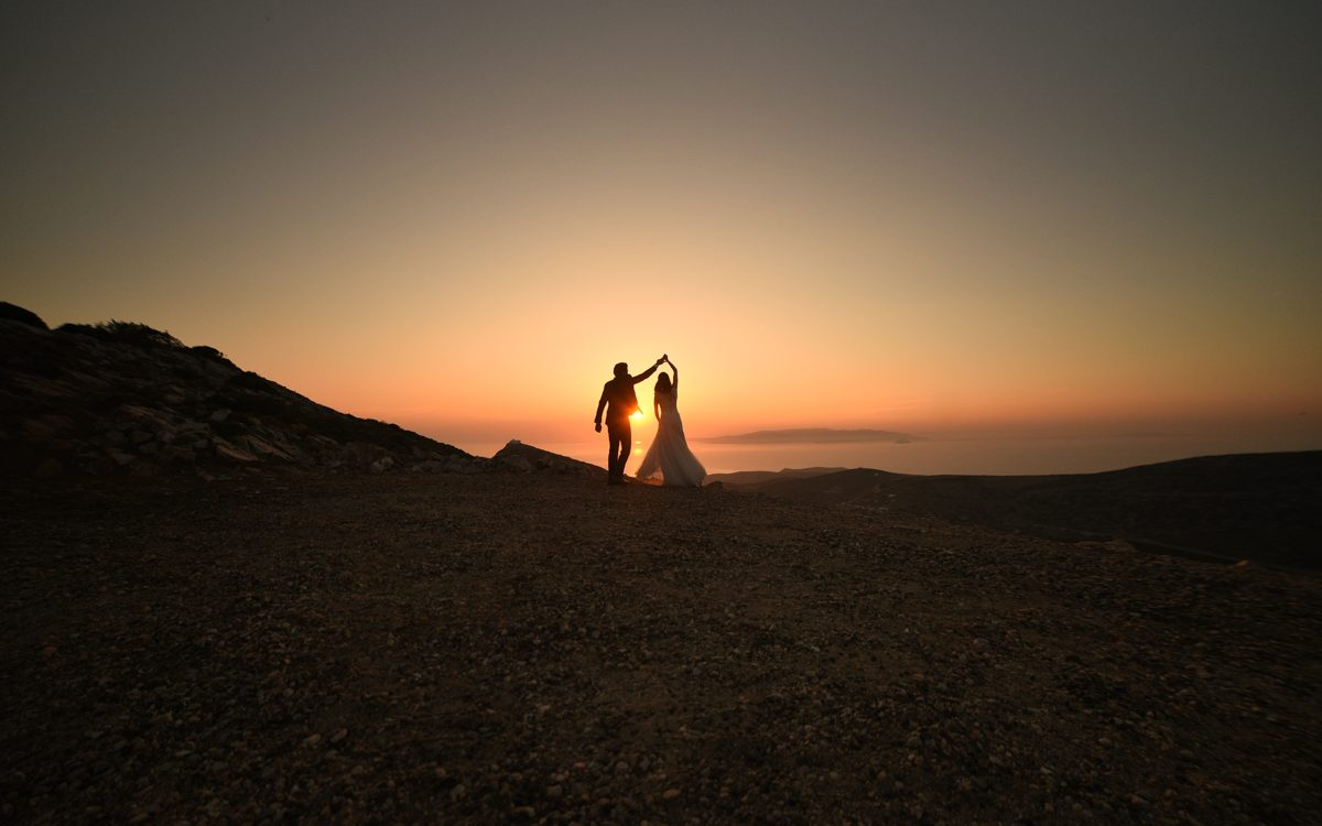 Delphine & Julien // Wedding in Sifnos island