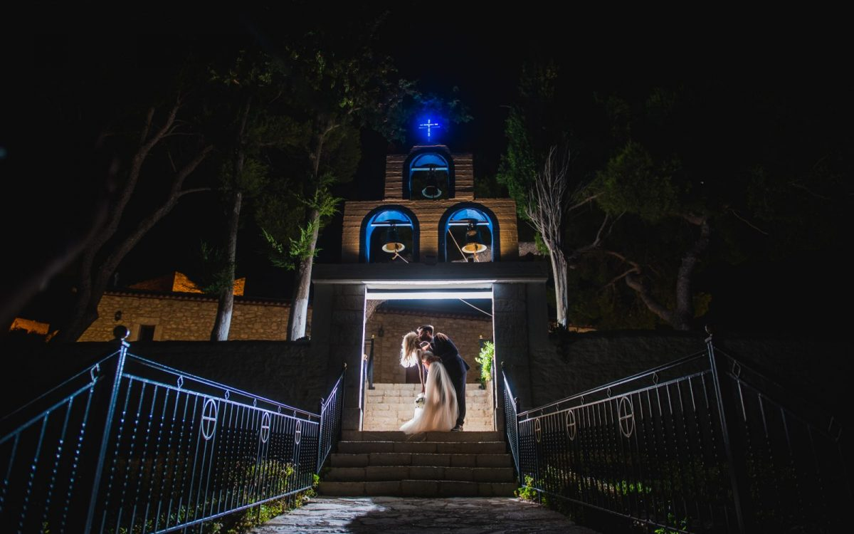 Ilias & Afroditi // Wedding in Astros