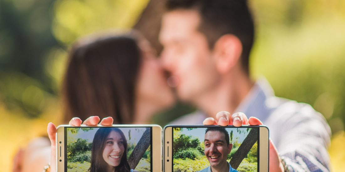 Pre wedding φωτογράφιση στον Εθνικό Κήπο