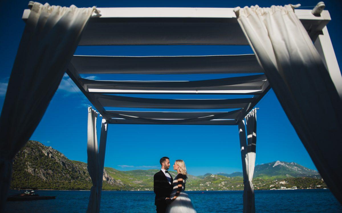 γάμος στη Κόρινθο