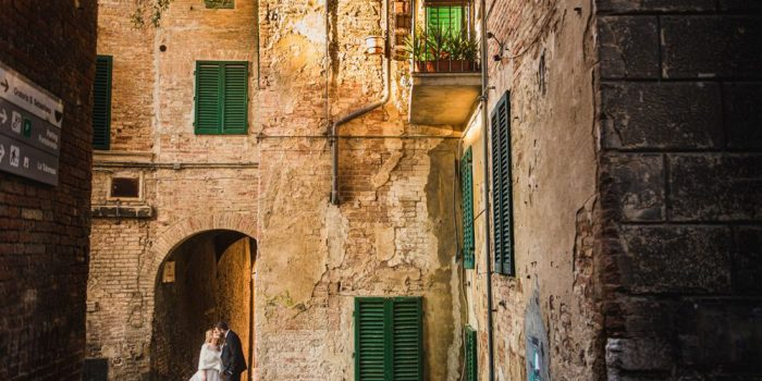 Destinstion γάμος στην Φλωρεντία