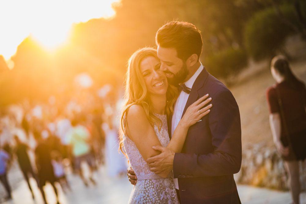 Ρομαντικός γάμος στο The Residence