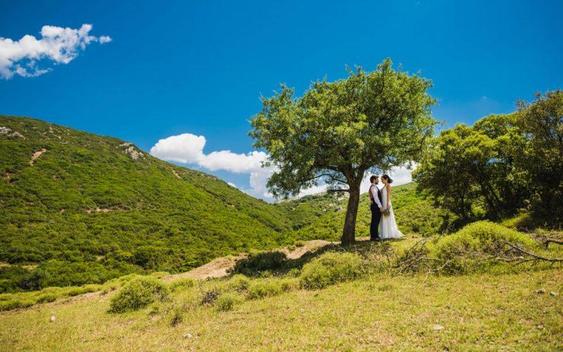Destination γάμος στην Αράχωβα